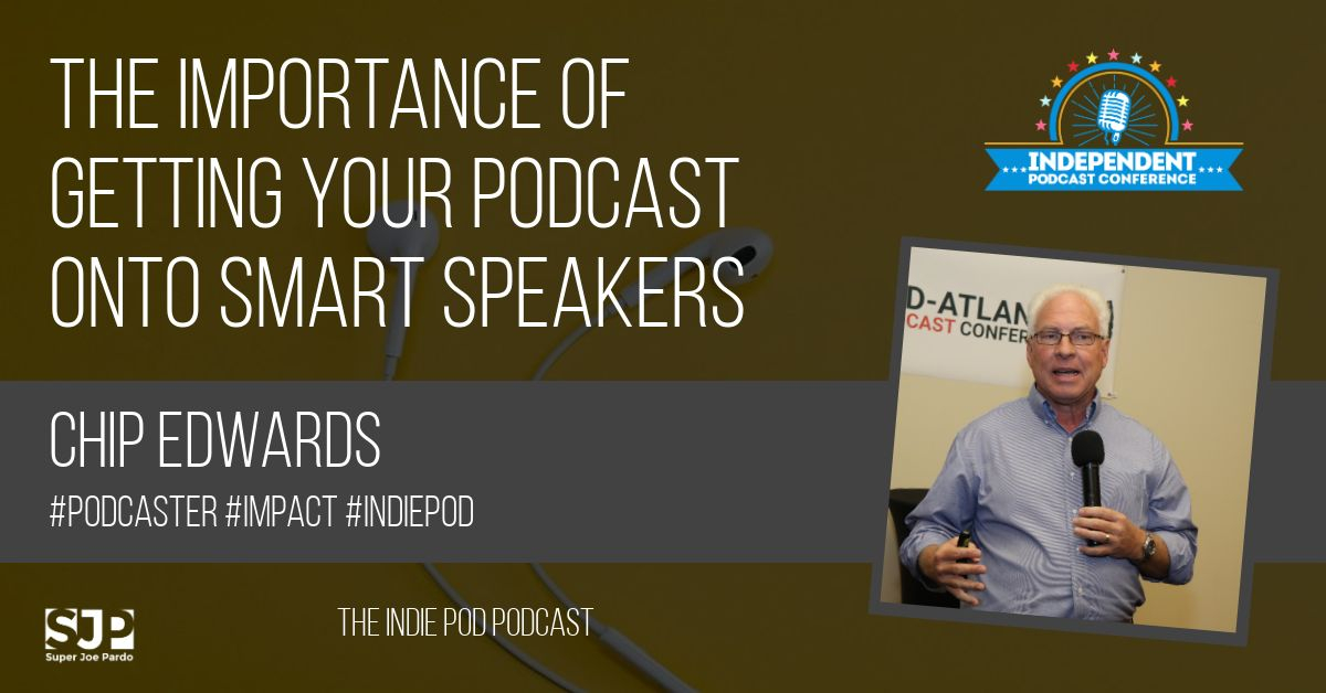 Get Your Podcast On Smart Speakers