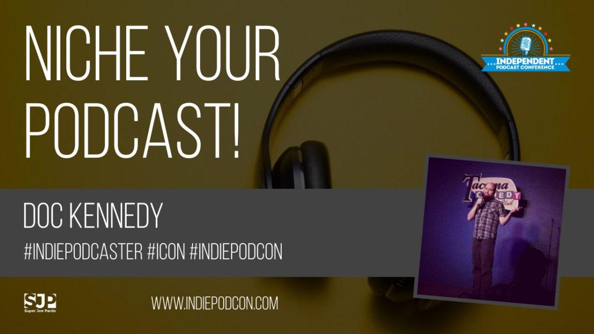 podcast niching