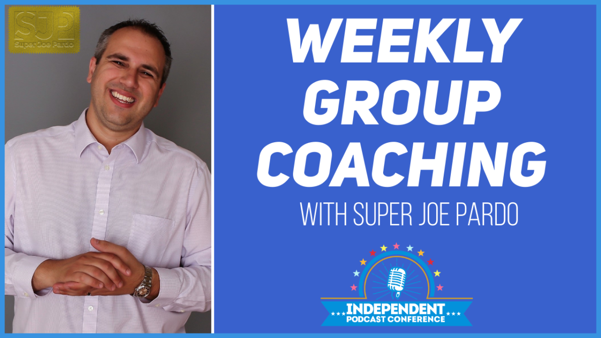 weekly group coaching